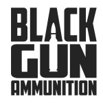 BLACK GUN AMMUNITION